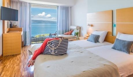 Bluesun Hotel Soline BRELA Makarska Riviera Croatia Summer 2019