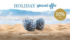 Extended Holiday Special Offer -30% kedvezmény