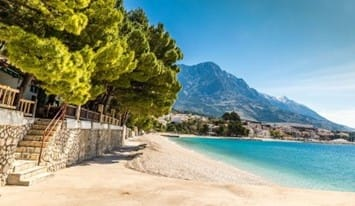 Best beaches on Makarska Riviera